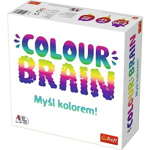 Gra Color Brain Myśl kolorem TREFL 01668