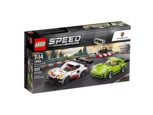 Porsche 911 RSR i 911 Turbo 3.0 LEGO 75888 Speed
