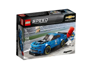 Chevrolet Camaro ZL1 LEGO 75891 Speed
