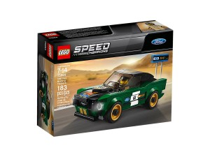 Ford Mustang Fastback z 1968 r. LEGO 75884