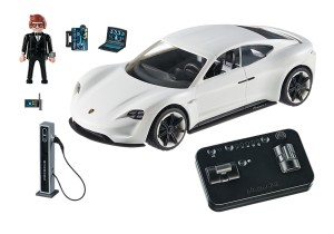 The Movie Porsche Mission E R, PLAYMOBIL 70078