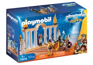 The Movie Cezar Maximus PLAYMOBIL 70076