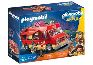 "The Movie Food Truck Del""a PLAYMOBIL 70075"