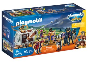 The Movie Charle i powóz PLAYMOBIL 70073