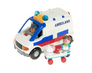 Ambulans Na Raunek Smily 82971