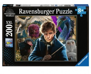 Puzzle XXL 200 el. Harry Potter Ravensburger 126118