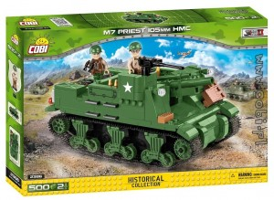 Army Haubica M7 Priest 105mm - Cobi 2386