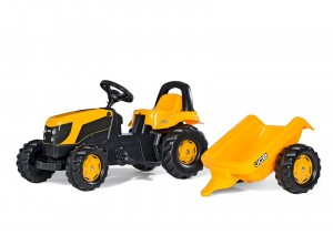 Traktor Rolly Toys Kid JCB 5012619