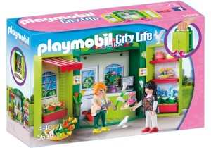 Play Box Kwiaciarnia Playmobil 5639