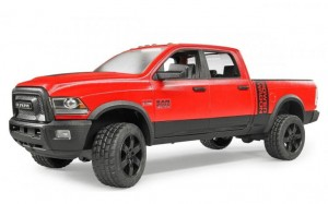 Dodge RAM 2500 Power Wagon BRUDER 02500