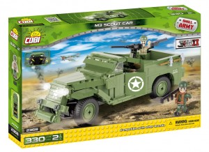 Army M3 Skout car COBI 2368