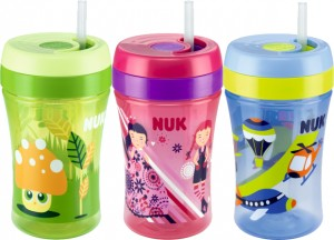 Kubek Fun 300ml 18+mc NUK 750774
