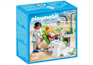 Dentysta Playmobil 6662