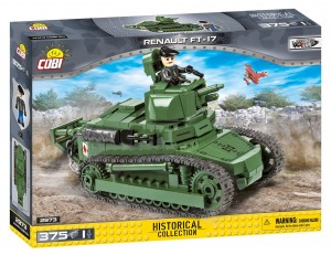 Army Renault FT-17 COBI 2973