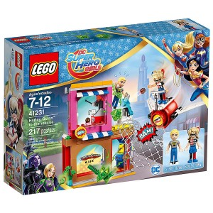 Harley Quinn na ratunek LEGO Super Hero Girls 41231